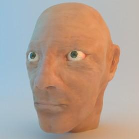 weird eyes